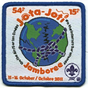 54th Jamboree badge