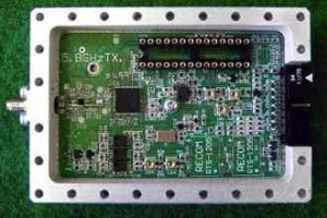 5.8GHz high speed transmitter