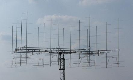 2m EME Antennas