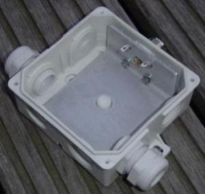 DK7ZB Dipole box