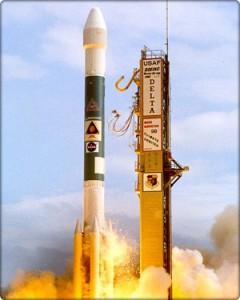 Delta2 Rocket