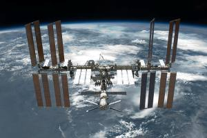 ISS After Undocking STS134