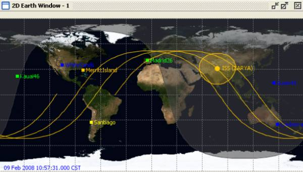 Tracking   Amateur Radio – PEØSAT