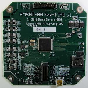 Fox-1A IHU SN-1