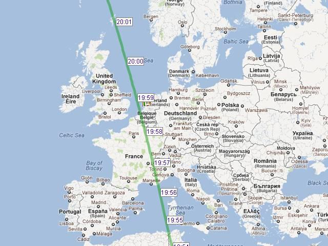 Track VO52 08-03-2012
