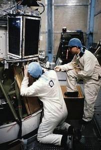 Building UoSAT-2