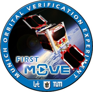 Mission Patch First Move