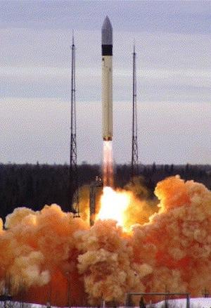 Rockot Launch 28-juli-2012