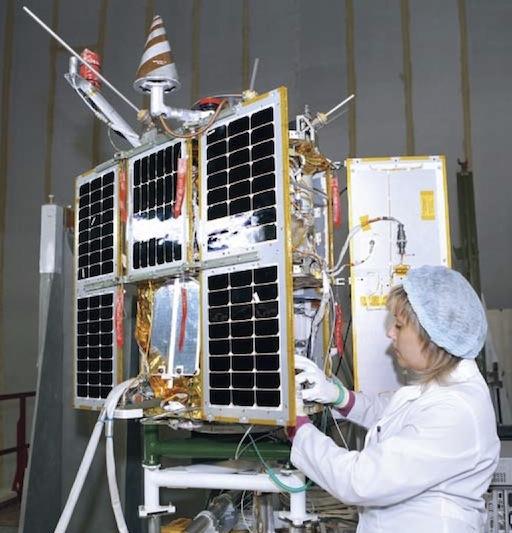 Yubileiny-2 Electrical testing