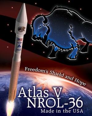 Atlas V NROL-36