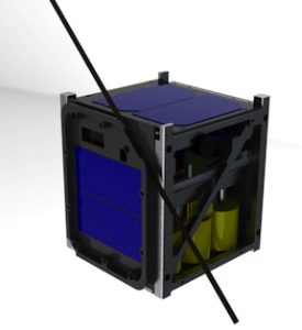 CP5 CubeSat CalPoly