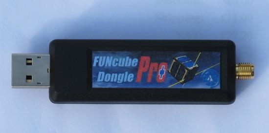 FUNcube Dongle Pro+