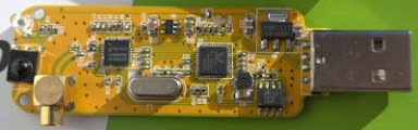 RTL-SDR Inside View