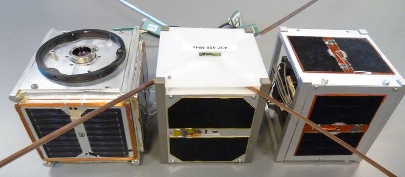 Aalborg AAUSat Satellites