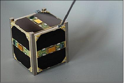 BeeSAT-3 Model