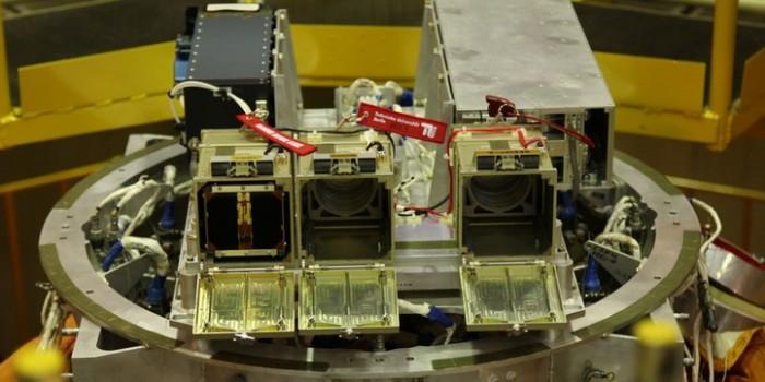 Cubesats Launchpods
