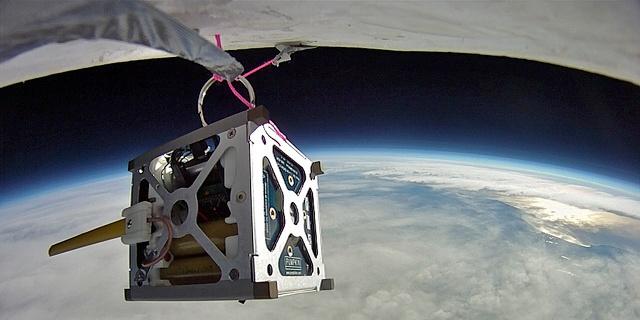 Phonesat High Altitude Balloon