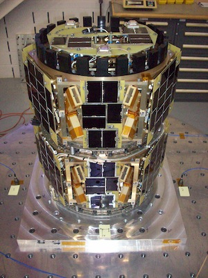 CUSat Satellite