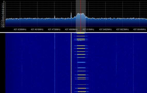 ESTCube-1 29-07-2013 11:35UTC