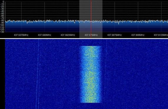 STRaND-1 TLM 23-07-2013 21:26 UTC