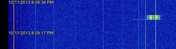 CUSAT SDR 11-10-2013 18:04UTC