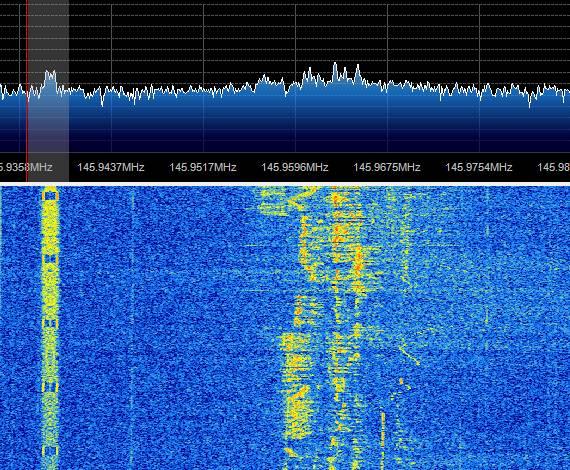 AO-73 SDR 21-12-2013 20:01 UTC