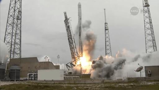 CRS-3-Liftoff