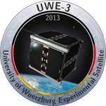 UWE-3 Mission Logo