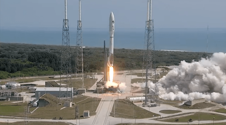 Atlas-V-launch