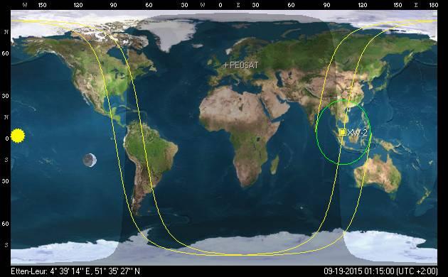 XW-2-separation